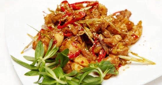 Cách làm món gà xào sả ớt thơm ngon cho cả nhà