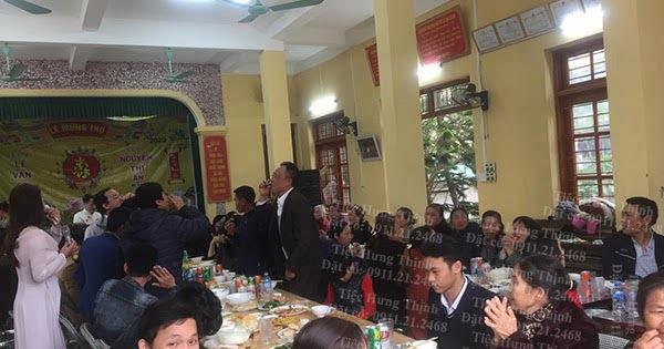 Đặt Cỗ Tại Nhà ở Hà Đông Tiệc Mừng Thọ 16 Mâm