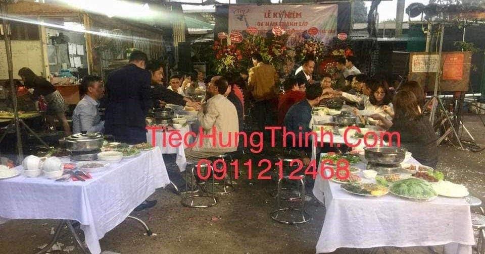 Đặt tiệc dê đủ món tại Linh Đàm Hoàng Mai
