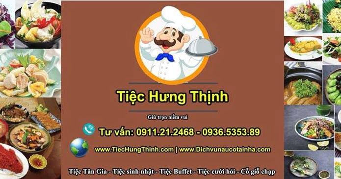 Dịch vụ nấu cỗ ở kđt dương nội 0936535389