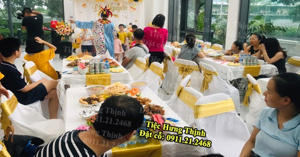 Dịch vụ nấu cỗ ở Tân Mai 0936535389