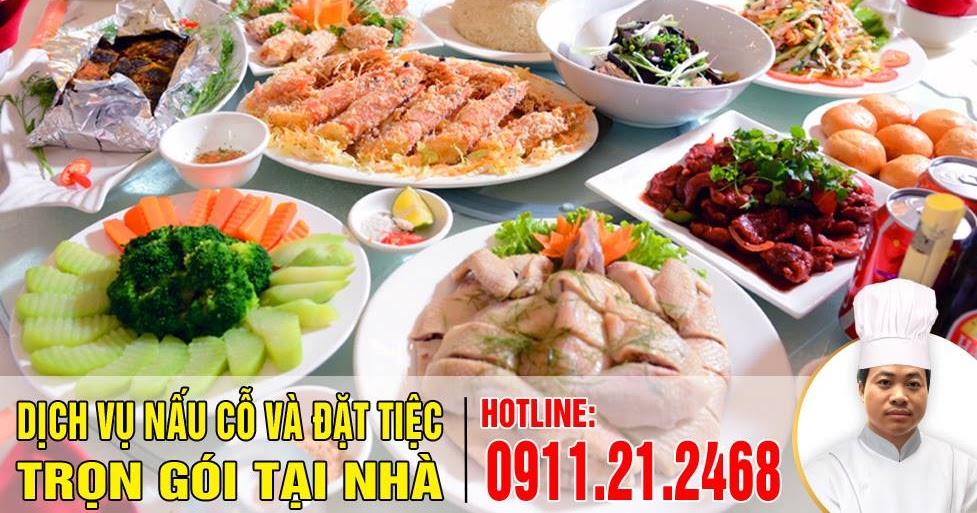 Dịch vụ nấu cỗ ở Tây Mỗ từ liêm 0936535389
