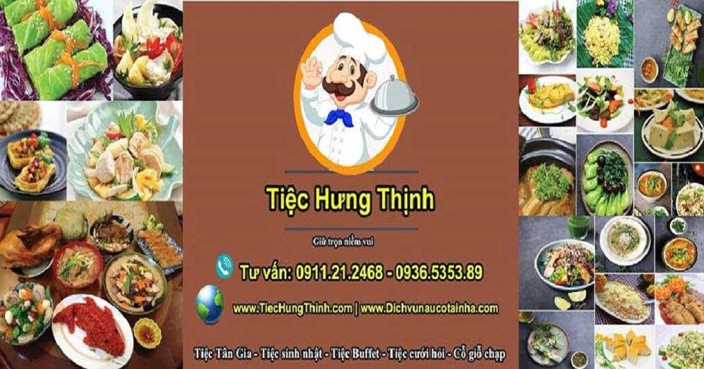 Dịch vụ nấu cỗ ở trung văn từ liêm 0936535389