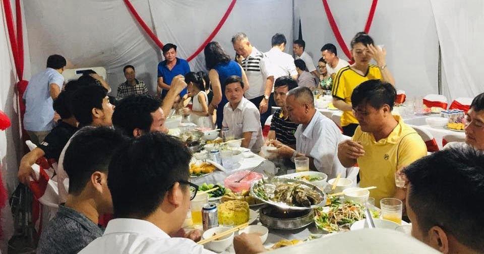 Nhà hàng nấu cỗ ở ngô gia tự long biên 0936535389