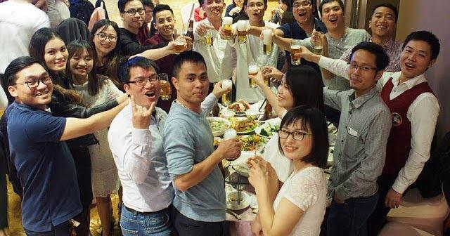 Nhận đặt tiệc liên hoan ngày 30-4 và 1-5