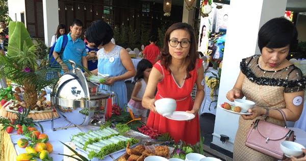 Tiệc liên hoan buffet 500 khách ở quận Hoàng Mai Hà Nội