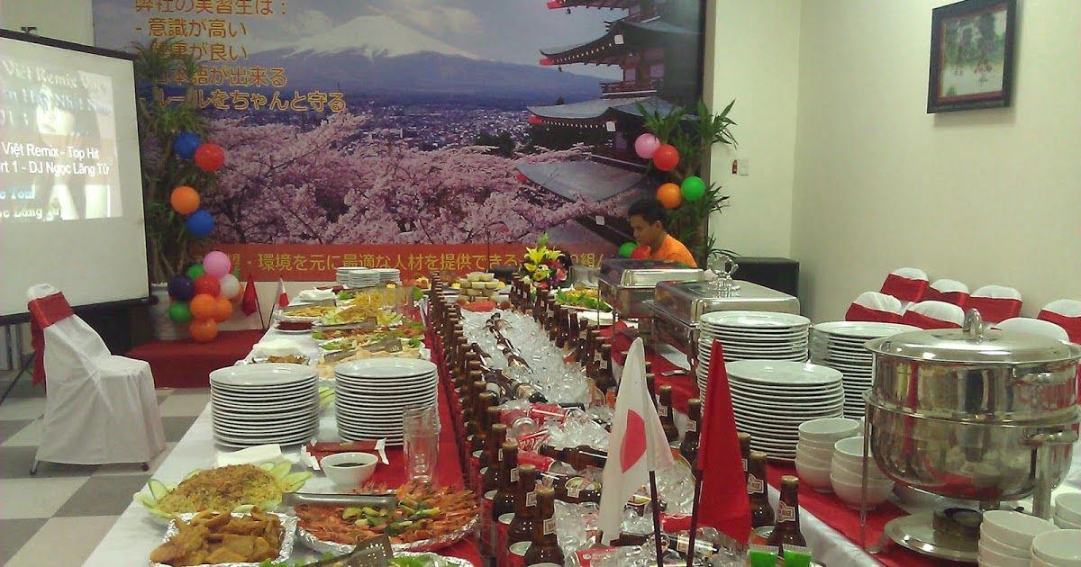 Tiệc lưu động tại công ty Hadico 0936535389