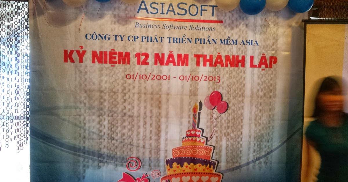 Tổ chức sinh nhật công ty 0936535389