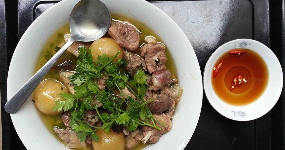 Vịt nấu chanh món ngon hấp dẫn không tưởng