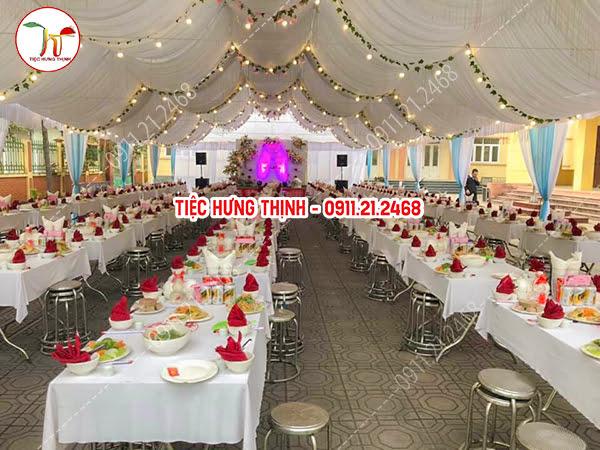 Nấu Cỗ Cưới Thuê Ở Văn Lâm Hưng Yên 0911212468