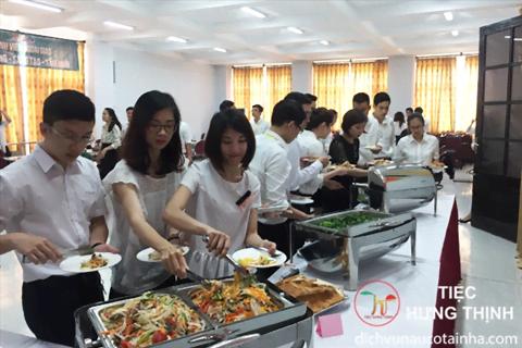 Đặt tiệc buffet tại cầu giấy 0936535389