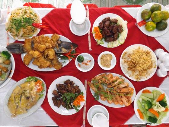 Nấu cỗ tại nhà ở Tô Ngọc Vân 0936535389