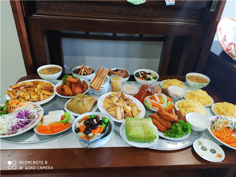 Nấu cỗ tại nhà ở khương mai 0936535389