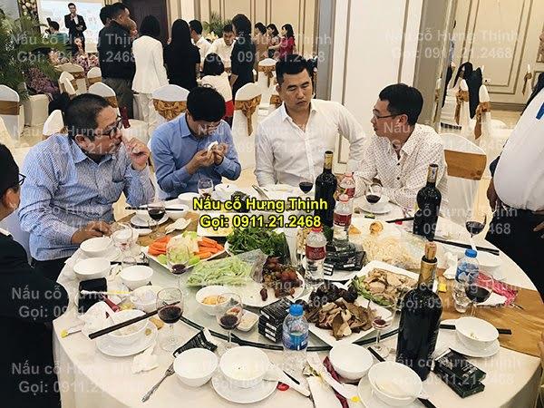 Đặt cỗ tại nhà ở Hoàng Quốc Việt 0911212468