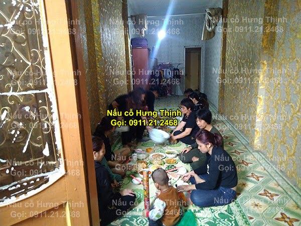 Đặt cỗ tại nhà ở Nguyễn Chí Thanh 0911212468