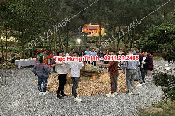 Đặt tiệc buffet tại Sóc Sơn- Hà Nội