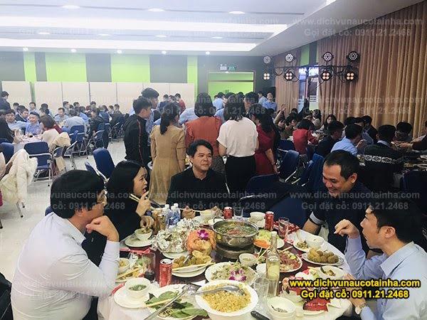 Đặt cỗ tại nhà ở Minh Khai 0911212468