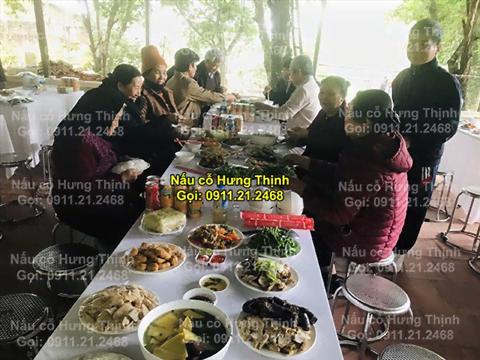 Đặt cỗ tại nhà ở Nghĩa Tân 0911212468