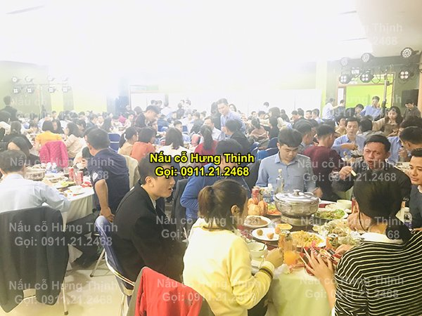 Đặt cỗ tại nhà ở Dương Hà 0911212468