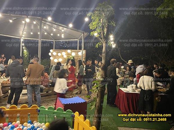 Đặt cỗ tại nhà ở Thịnh Quang 0911212468