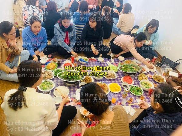 Đặt cỗ tại nhà ở Quỳnh Mai 0911212468