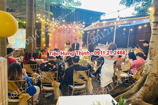 Đặt cỗ tại nhà ở Đình Xuyên 0911212468