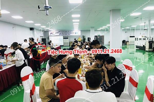 Nấu cỗ tại nhà ở Hồ Tùng Mậu 0911212468