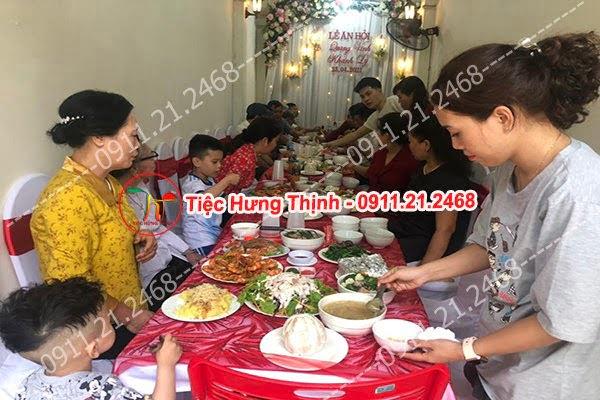 Nấu cỗ ở Vĩnh Hưng 0911212468