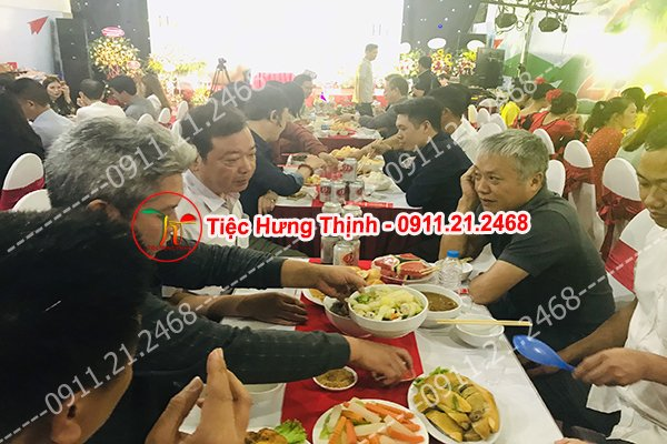 Đặt cỗ tại nhà ở Bà Triệu 0911212468