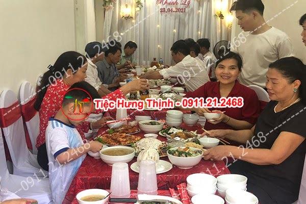 Dich vụ nấu cỗ tại nhà ở Sóc Sơn 0911212468
