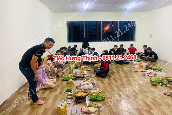 Nấu cỗ tại nhà ở Yên Viên 0911212468