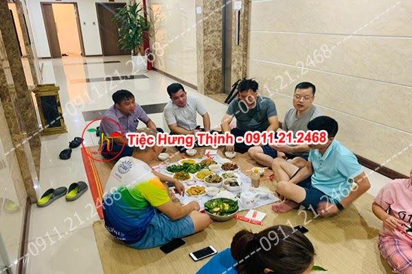 Đặt cỗ tại nhà ở Thạch Bàn 0911212468