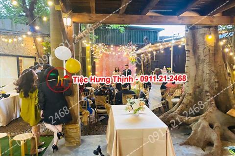 Đặt cỗ tại nhà ở Tô Vĩnh Diện 0936535389