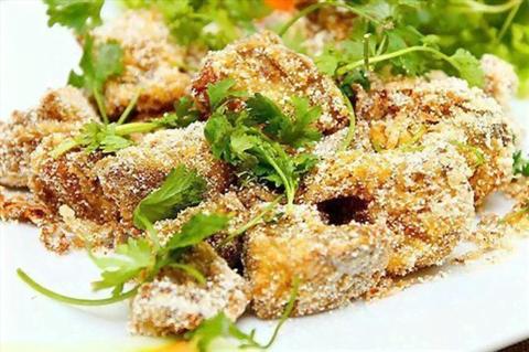 Công Thức làm món gà rang muối chuẩn nhà hàng