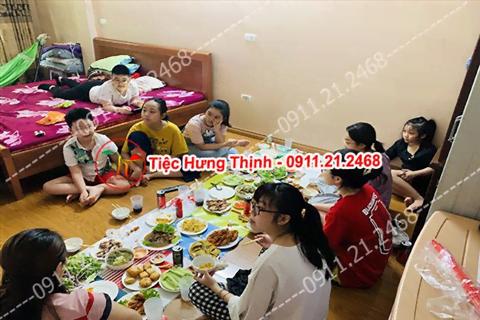 Đặt cỗ tại nhà ở Khúc Hạo 0936535389