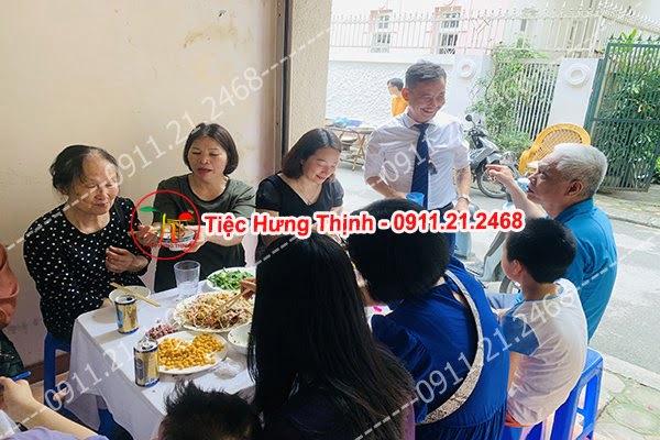 Nấu cỗ ở Lý Văn Phúc 0936535389