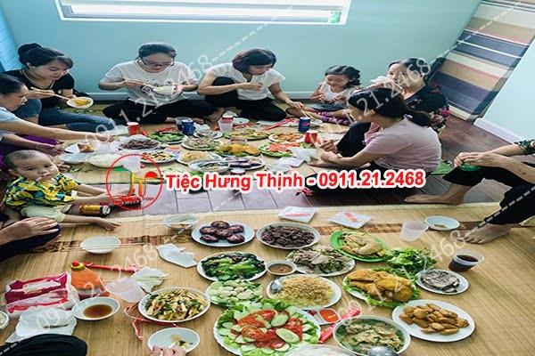 Đặt cỗ tại nhà ở Linh Lang 0936535389