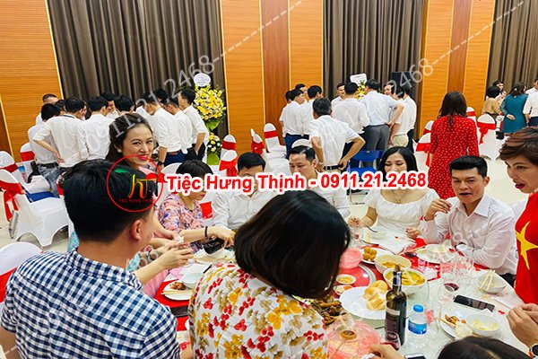 Nấu cỗ ở Lạc Chính 0936535389