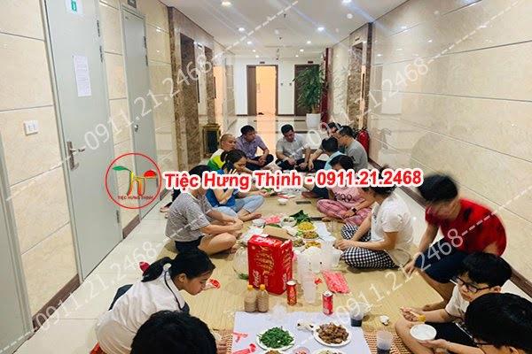 Nấu cỗ tại nhà ở Phương Mai 0936535389