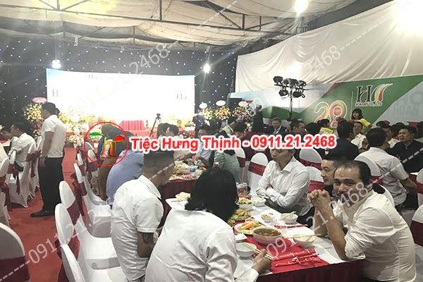 Nấu cỗ tại nhà ở Hòa Mã 0936535389