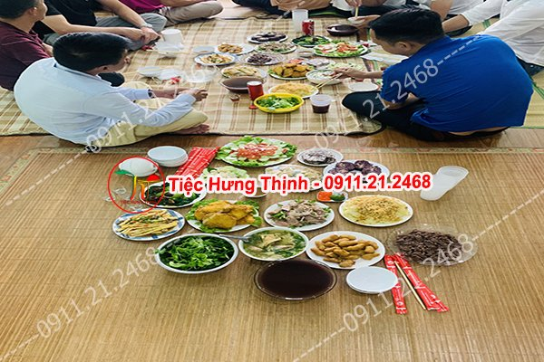 Đặt cỗ tại nhà ở Giang Văn Minh 0936535389
