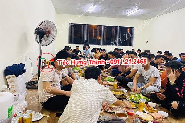 Đặt cỗ tại nhà ở Chính Kinh 0936535389