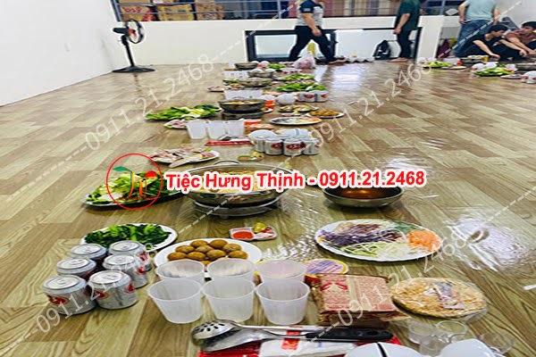 Nấu cỗ tại nhà ở Nguyễn Văn Trỗi 0936535389