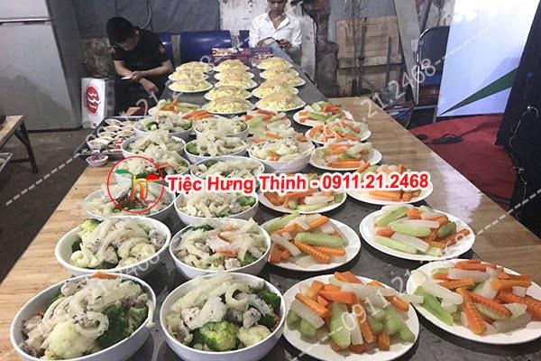 Nấu cỗ tại nhà ở Hà Trung 0936535389