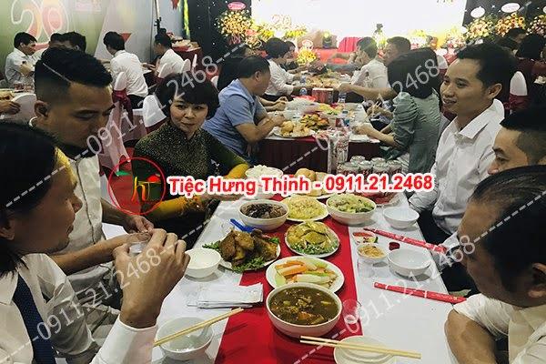 Đặt cỗ tại nhà ở Vĩnh Hồ 0936535389
