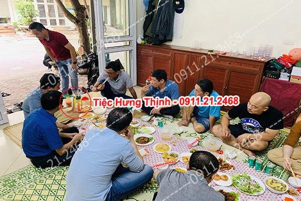 Nấu cỗ tại nhà ở Khuyến Lương 0936535389