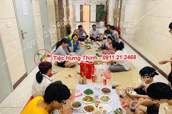 Nấu cỗ tại nhà ở Nguyễn Biểu 0936535389