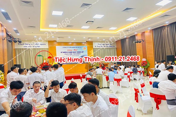 Nấu cỗ tại nhà ở Dịch Vọng Hậu 0936535389