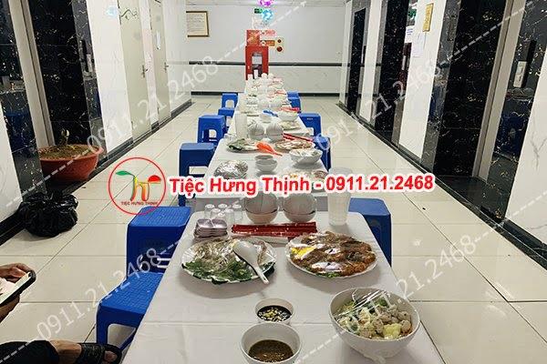 Đặt cỗ tại nhà ở Trần Nhật Duật 0936535389