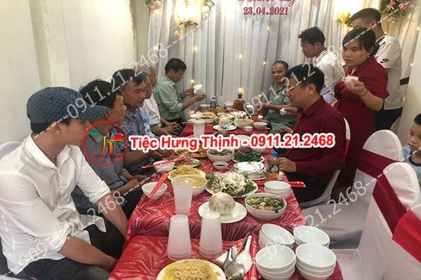 Nấu cỗ tại nhà ở Nguyễn Khắc Nhu 0936535389